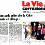 Ambassade Chine
