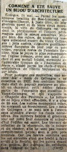 collonges_article chapelle 1930